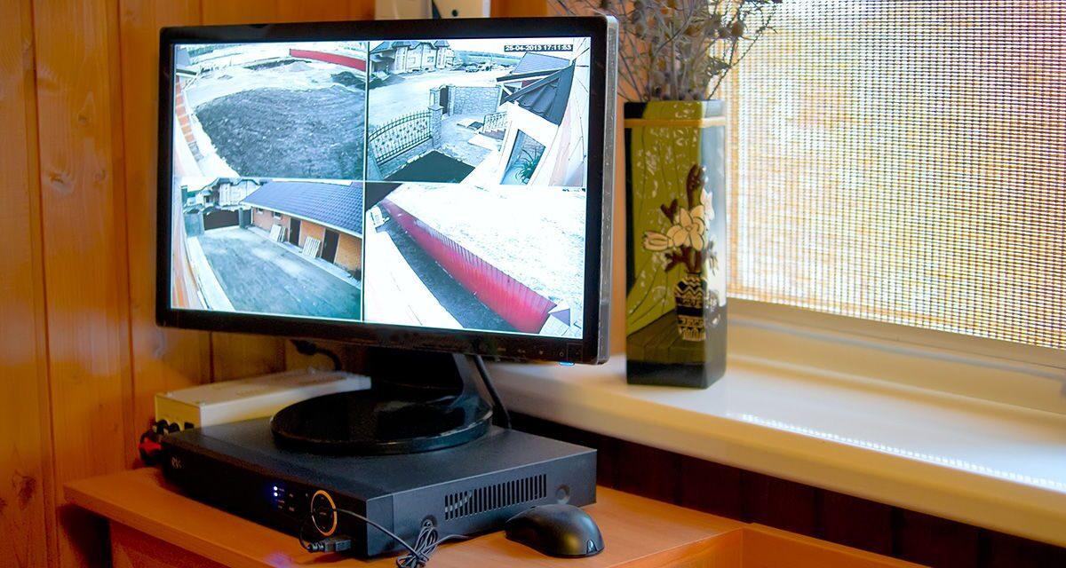 Как сделать видеонаблюдение в частном доме